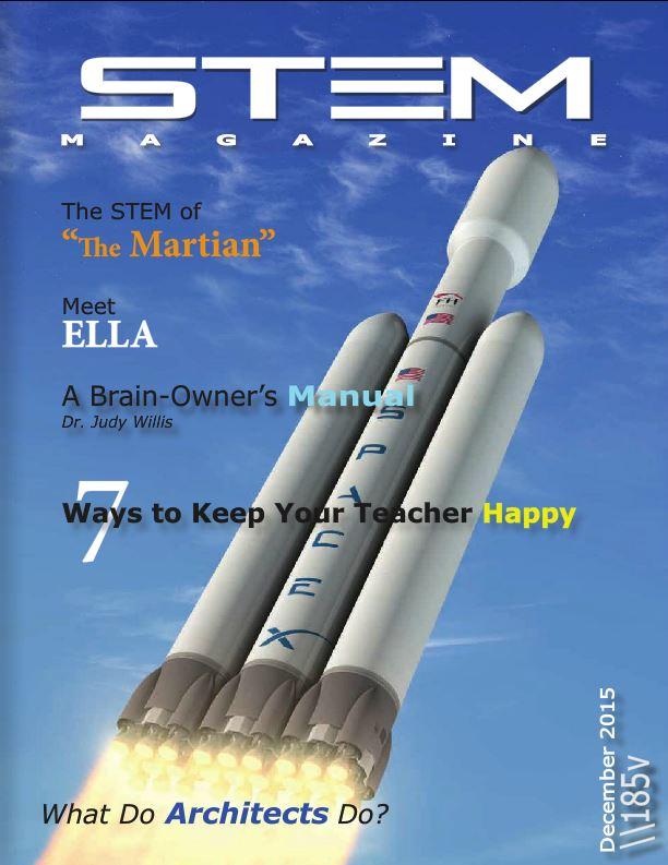 December 2015 STEM Magazine